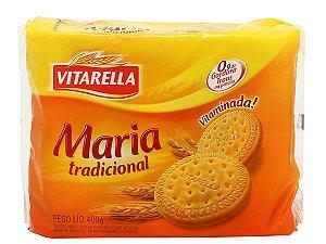 Biscoito Maria Vitarella Tradicional 400g