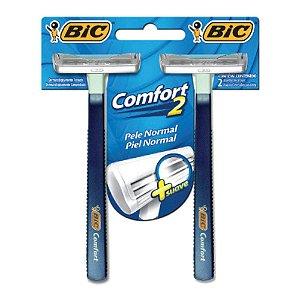 Aparelho Barb Bic C/2 Comfort Normal