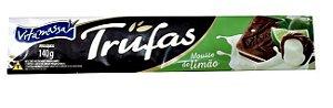 Biscoito Recheado Vitamassa Trufas Mousse de Limão 140g
