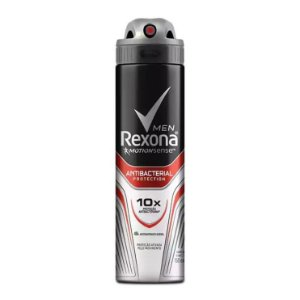 Desodorante Rexona Antibacterial Men Aerosol 150ml