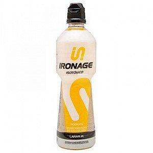 Isotônico sabor Laranja Ironage 500ml