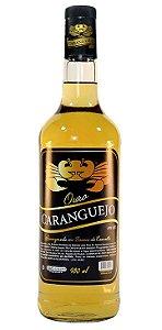 Aguardente Cachaça Caranguejo Ouro 980ml