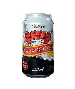 Aguardente Cachaça Caranguejo Lata 350ml