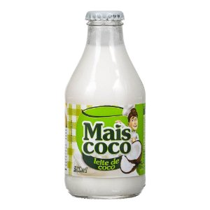 Leite de Coco Mais Coco 200mL