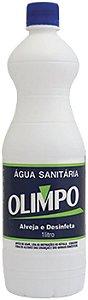 Água Sanitária Olimpo 1L