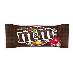 Confeitos M&M Chocolate ao Leite 45g