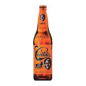Cerveja Cacildis Premium American Lager 600ml