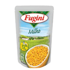 Milho em Conserva Fugini Sachê 200g