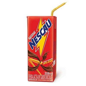 Achocolatado Líquido Sabor Chocolate Nescau NESTLÉ 200ml