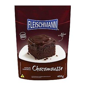 Mistura para Bolo Chocomousse Fleischmann 450g