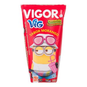 Suco Vig Morango Vigor 200ml