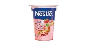 Iogurte Nestlé com Pedaços de Frutas 100g