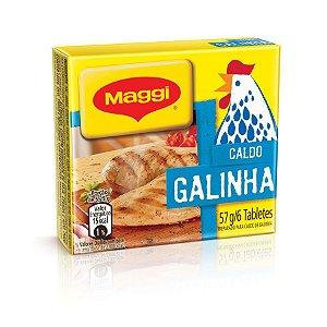 Caldo Galinha Maggi Tablete 57g