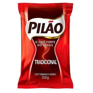 Café Pilão Tradicional 250g