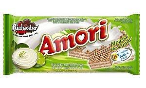 Bisc Wafe Amori limao 120g