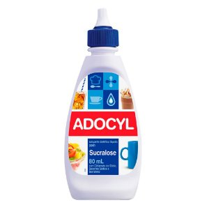 Adoçante Liquido Adocyl Sucralose 80ml