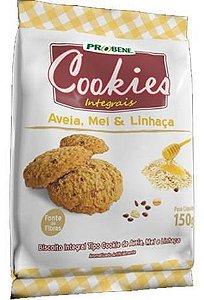 Cookies Probene Integral Aveia, Mel E Linhaça 150g