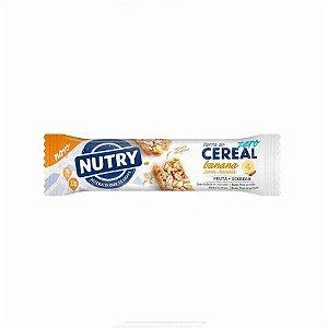 Barra De Cereal Nutry Banana E Canela Zero Açúcar 22g