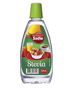 Adoçante Líquido Stevia Sadio – 100ML