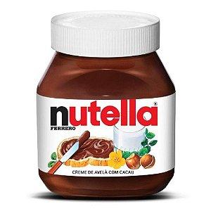 Creme de Avelã Nutella 150g