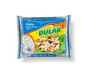 Feijão Branco Dular 500g