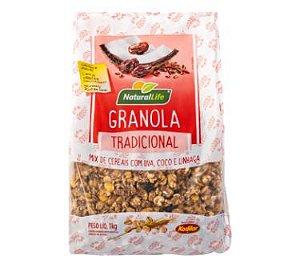 Granola Natural Mix de Cereais 300g