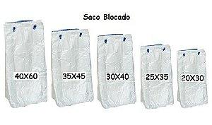 Saco Blocado 25x35 PCT C/1000