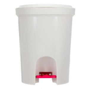 Lixeira C/ Pedal 13,5 litros