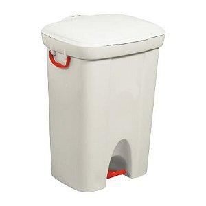 Lixeira Plástica C/ Pedal 36 litros