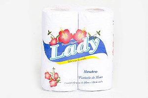 Papel Higiênico Lady 30mts 8x8