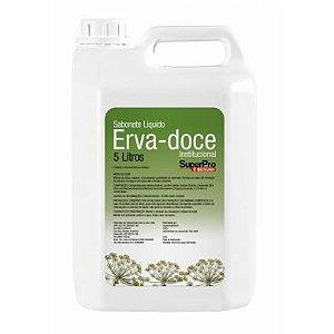 Sabonete Líquido Perolizado Erva Doce 5L