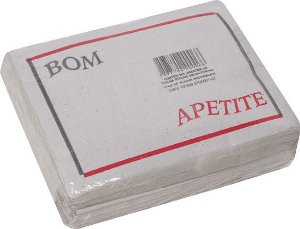Papel Bom Apetite Strong C/500