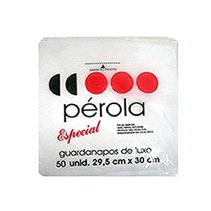 Guardanapo de Mesa Pérola 19,5x20 CX C/50x50