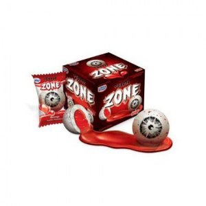 Chiclete Zone Terror CX C/40 UNI