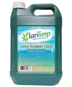 Sabão de Coco Larilimp 5 litros
