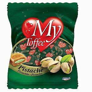 Bala My Toffee Leite Pistache 750g