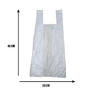 Sacola Transparente 38x48 C/1000