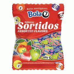 BALA BOLA 7 SORTIDA MASTIGAVEL