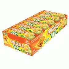 Freegels Vitamina C Caixa C/12