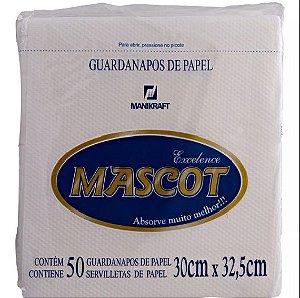 Guardanapo de Mesa Mascot F.S (30X32,5CM) 6X6X50