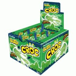 Chiclete Buzzy Croc C/40 UNI