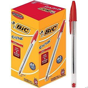 Caneta Bic Cx C/50 - Cores