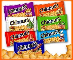 Salgdinho Chinnuts 70gr C/24 - Sabores