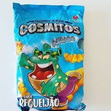 Salgadinho Cosmitos 50gr C/10 - Sabores