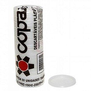 Tampa Copaza p/ Copo C/50 - Tamanhos