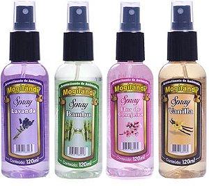 Spray Aromatizante de Ambiente 120 ml - Aromas