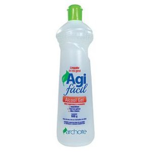 Alcool Gel 500ml CX C/12