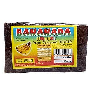 Bananada 1.800gr  Pct C/50
