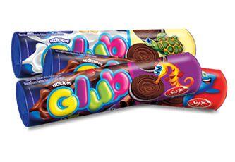 Biscoito Glub 115gr C/30 - Sabores