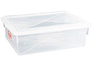 Caixa Organizadora 11,5L Branca